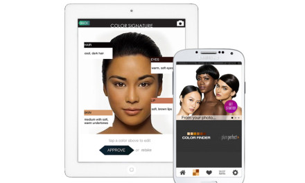 Iman Cosmetics Launches App To Help Women Find Foundation Shades