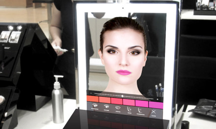 With ModiFace, You Can Try On Makeup Using Your iPad