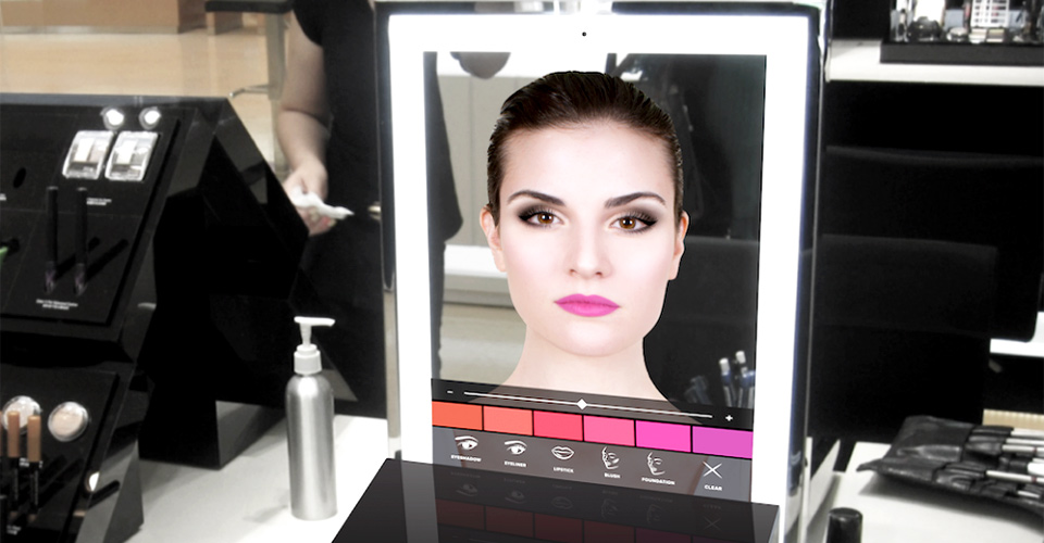 With ModiFace, You Can Try On Makeup Using Your iPad - Beauty Goes ...