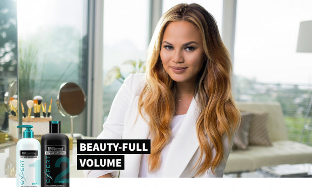 TRESemmé Taps Chrissy Teigen to Host YouTube Series