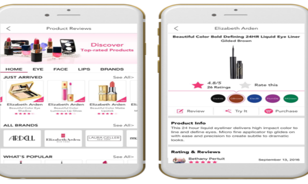 YouCam makeup app announces new feature to rate beauty products