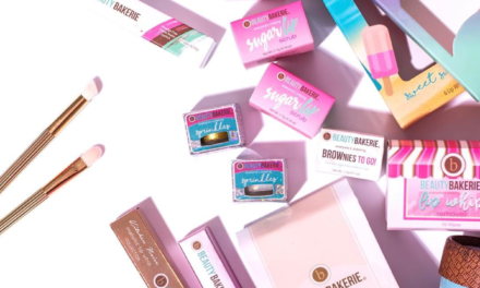Beauty Bakerie Is Teaming Up With Gabby Douglas For A Sweet Colloboration