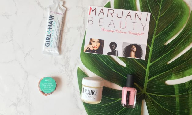 Marjani Beauty Is The Online Beauty Destination for Women of Color