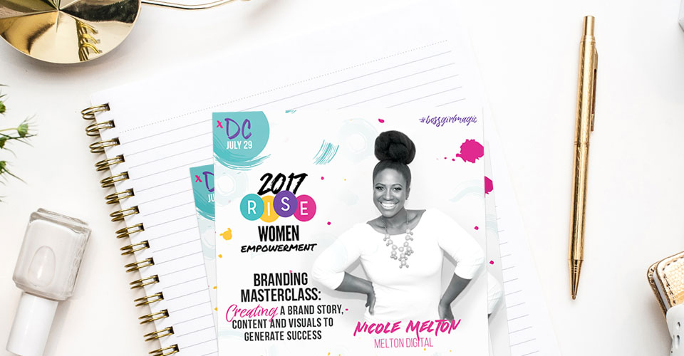 Meet Me in DC at the RISE Empowerment Tour!
