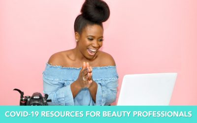 Resources for Beauty Professionals Impacted by COVID-19