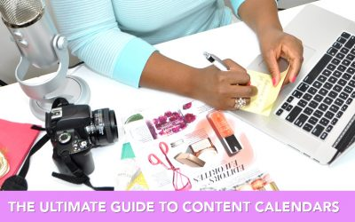 Content Calendars: The Ultimate Step-by-Step Guide