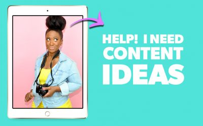 How to Come Up With Content Ideas for your Beauty Business